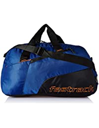 Fastrack Polyester 17 inches Blue Travel Duffle (A0721NBL01)