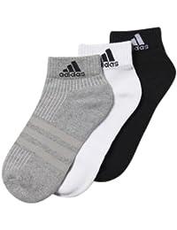 Adidas chaussettes d'entraînement Performance extrakurze Fine 3paires, aa2313