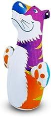 3D BOP Bag Inflatable Blow Up Bopper Power Bag / Punching bag for Kids - Tiger