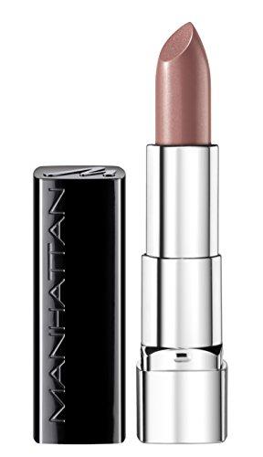 Lippenstift Feuchtigkeitsspendend Coral (Manhattan Moisture Renew Lipstick, Fb.410, Coral Kiss, cremiger Lippenstift, feuchtigkeitsspendend, intensiv, langanhaltend)