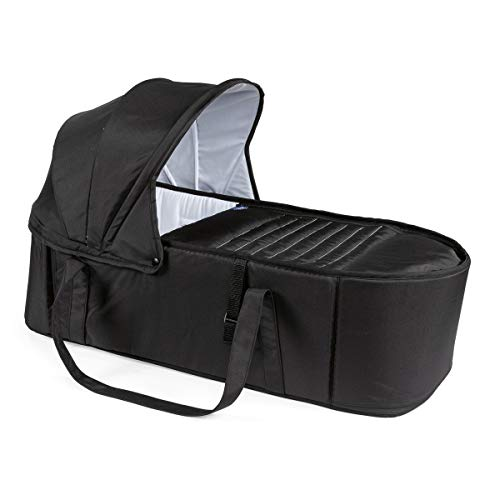 Chicco Miinimo y Chicco Goody Capazo semi-rígido para para silla de paseo, soporta hasta 9 kg, color negro (Jet Black)