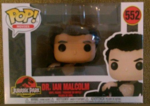 FunKo Jurassic Park - Dr. Ian Malcolm (sin Camisa) ¡Pop! Vinilo