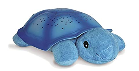 Cloud B Twilight Turtle Plush Nightlight (Blue)
