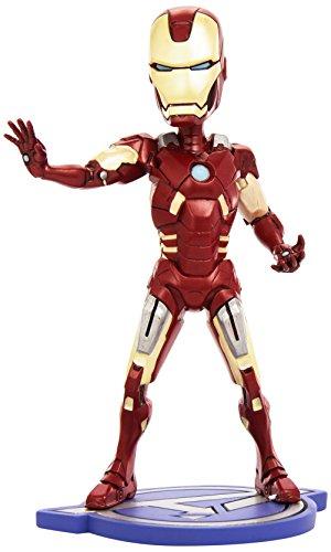 NECA Avengers Ironman Headknocker Figurines