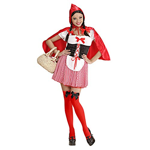 WIDMANN 70573 - Costume 'Red Capelet' in Taglia L