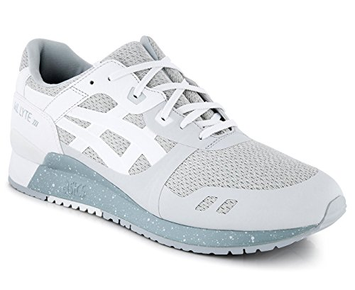 Asics - Gel Lyte III NS Glacier Grey/White - Sneakers Homme Gris
