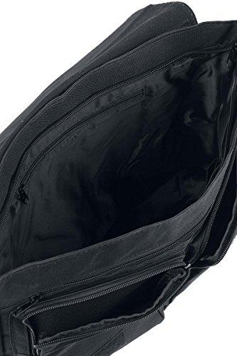 Gas Monkey Garage Logo Borsa a tracolla nero nero