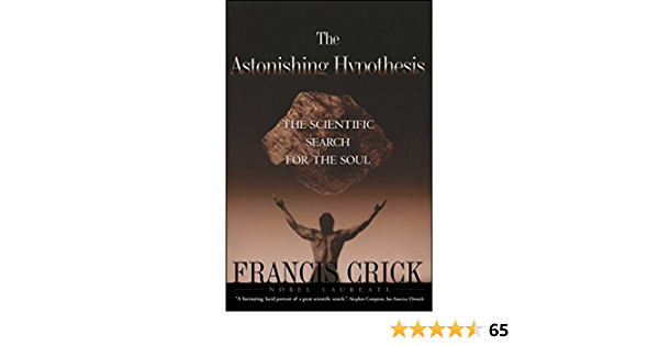 Astonishing Hypothesis The Scientific Search For The Soul Crick Francis Fremdsprachige Bücher