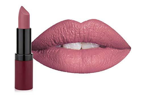 Golden Rose Velvet Matte Lipstick - 14 - Turkish Rose