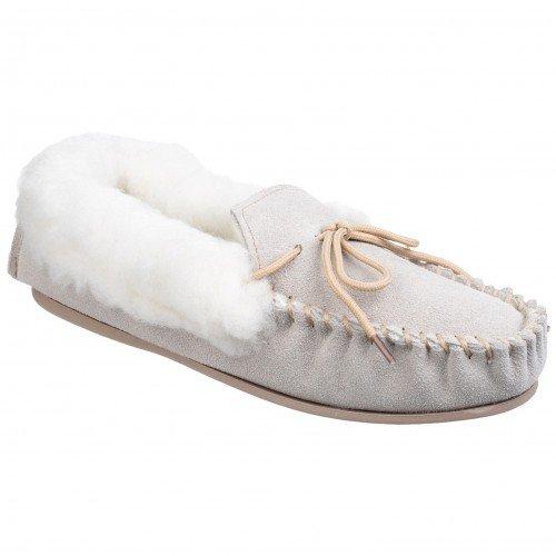 Mirak Zapatillas de estar Por casa Modelo Avon Para Mujer (41 EU/Beige)