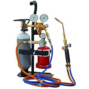 GOK Montage-Hartlötgerät Sauerstoff und Propan 0940000 Brennergarnituren + mobile Systeme