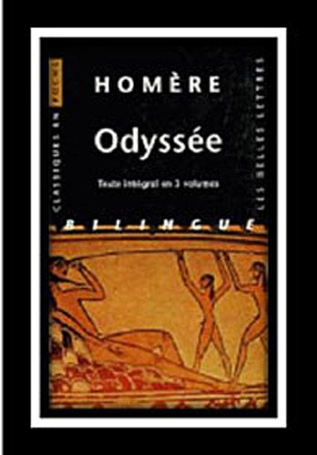 Odyssée Coffret en 3 volumes