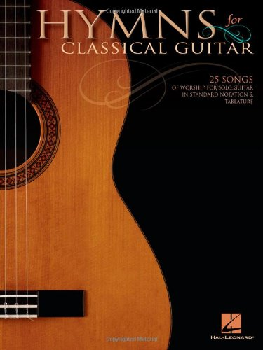 Hymns For Classical Guitar Cgtr Tab Book
