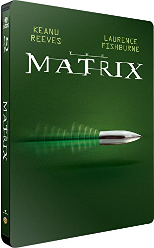 Matrix Iconic Moments Steelbook (exklusiv bei Amazon.de) [Blu-ray]