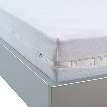 Outdoor matratzenbezug  BNP Frottee Rundum-Matratzenbezug comfort 120X200 CM: Amazon.de ...