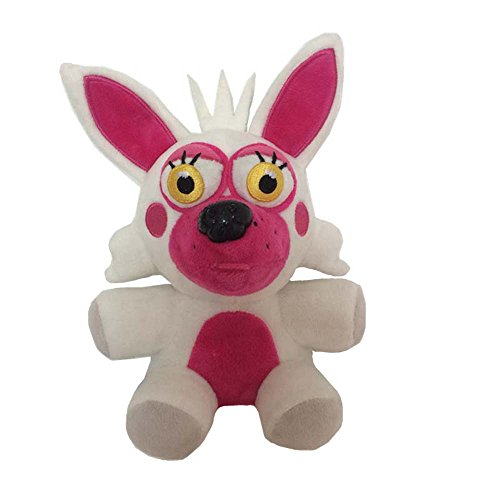 New Arrival Fnaf Foxy Fox Plush Soft Toy Doll For Kids Gift-Nueva Llegada Fnaf Foxy Fox Suave De La Felpa Muñeca De Juguete Para Niños Regalo