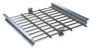 ETF Einbruch-/Durchsturzsicherung WK3/RC3 Typ 5 breits., direkter Einbau, 120x180cm