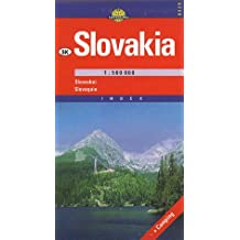 Carte routière : Slovaquie, N° 6429