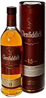 Glenfiddich 15 Year Old Scotch Whisky, 70 cl by Glenfiddich