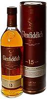 Glenfiddich 15 Year Old Scotch Whisky, 70 cl by Glenfiddich