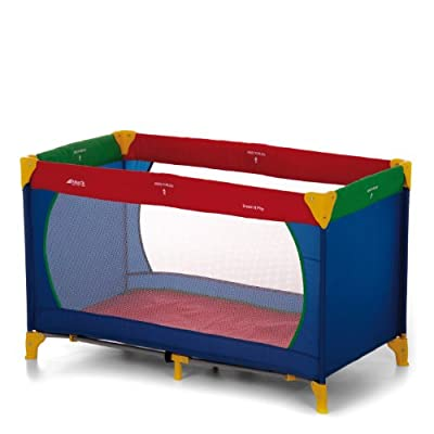 Hauck Dream'n Play - Cuna de viaje plegable, 60 x 120 cm