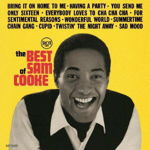 Sam Cooke - the BEST of SAM COOKE [Blu-spec CD]