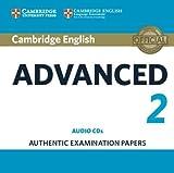 Cover of: Cambridge English Advanced 2 Audio CDs (2): Authentic Examination Papers | Cambridge Univ Pr