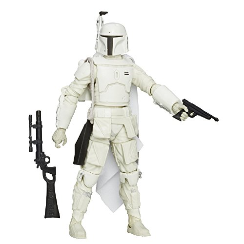 Dubblebla Star Wars The Black Series Boba Fett (Prototype Armor) 6' Figure by