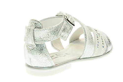 BLACK JARDINS sandales juniors P631320F / 726 (30-34) silver
