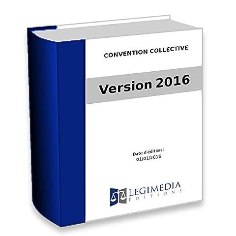 Pharmacie - convention collective brochure n°3052 - Dernière Édition