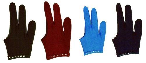 Billard-Handschuh Felice, beidhändig Test