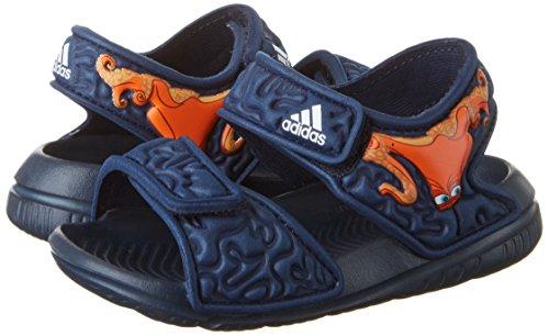 adidas Unisex-Kinder Disney Nemo Altaswim Gladiator Sandalen, Blau (Maruni/Ftwbla/Maruni), 22 EU -