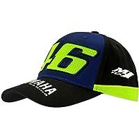 Valentino Rossi VR46 Moto GP M1 Yamaha Factory Racing Team Cap Oficial 2019