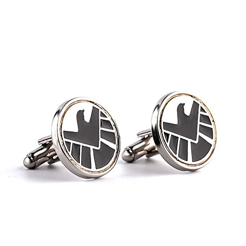 Marvel's Agents of S.H.I.E.L.D Cosplay Cufflinks Gemelli