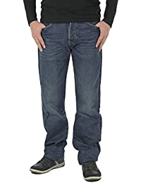 Unbekannt Men's Straight Leg Jeans