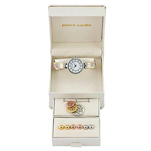 Pierre Cardin Reloj pcx5112l218Set de regalo joyas mujer