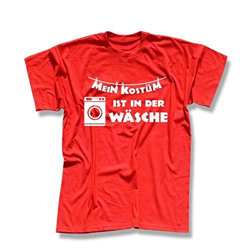 Kostüm Köln Rot Weiß Herren - T-Shirt Mein Kostüm ist in der