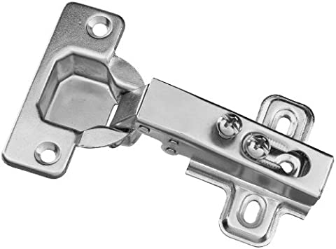 Stanley Hardware BB8180 Concealed Cabinet Hinge in Plain Steel by Stanley Hardware (English Manual)