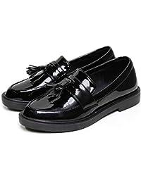 LITHAPP Donna Mocassini Appartamenti Scarpe Da Donna In Pelle Artificiale  Loafer Lavoro Piana Comfort Casual Shoes 2ee090cd835