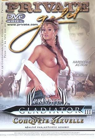 Sex Film Private Gold 56 - The Private Gladiator 3 von pornografischen und sexuellen Inhalten, aus dem private Studio, mehrsprachig