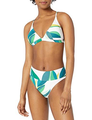 Rip Curl Damen Palm Bay Bikinislip, weiß, X-Small - 3