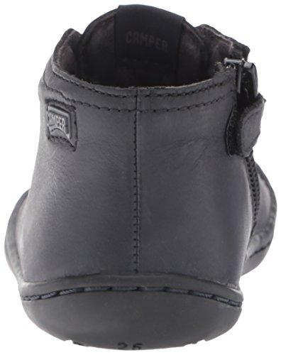 CAMPER Jungen Peu Cami Kids Chukka Boots Schwarz (Black 065)