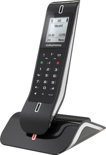 Sagemcom Grundig D770A schnurloses DECT Telefon mit Anrufbeantworter
