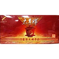Prince of Peace Instant American Ginseng Tea 100 Tea Bags by Prince Of Peace