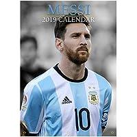 Lionel Messi (FC Barcelona) 2019 Fußball Kalender