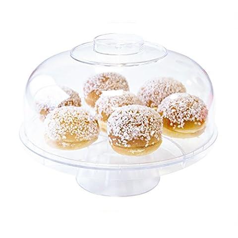 Lily Cook 4 in 1 Kuchenständer – multifunktional & variabel zusammensetzbar