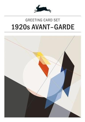 1920s Avant-Garde: Greeting Card Set