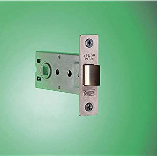 Legge Mortice Latch Nickel Plated Case Size 76mm, Backset 60mm
