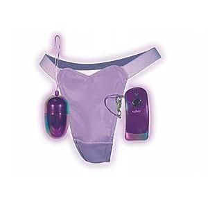 Toy Joy Classics Ellens Naughy Vibrant Culotte Violet
