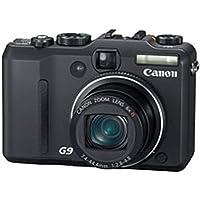 Canon Powershot G9 Digitalkamera (12 Megapixel, 6-fach opt. Zoom, 7,6 cm (3 Zoll) Display, Bildstabilisator)